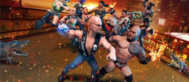 WWE 2K Battlegrounds – Recensione