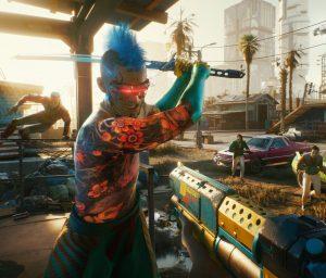 Contest Cyberpunk 2077