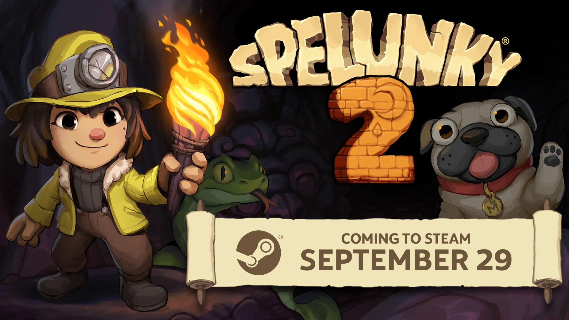 spelunky 2 steam