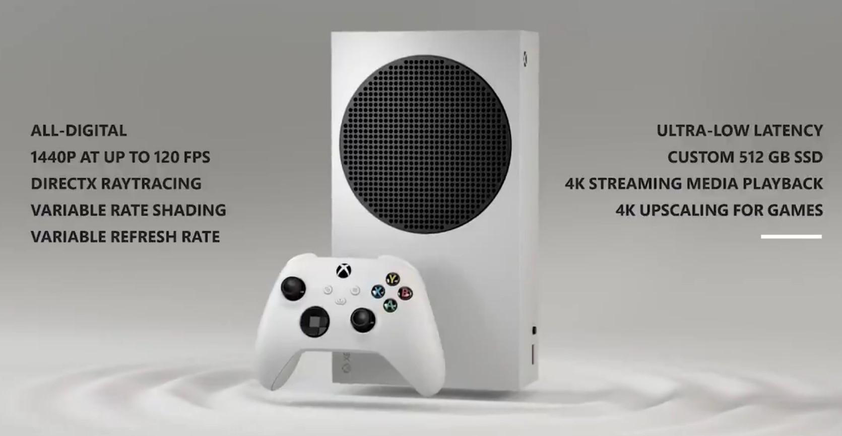 xbox series s ssd 512gb