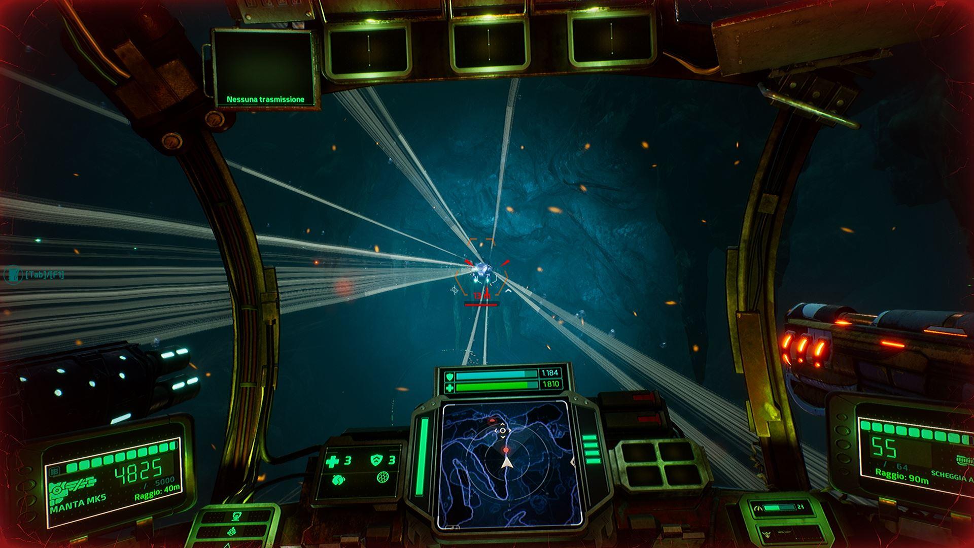 Aquanox Deep Descente recensione 3