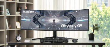 odyssey g9 recensione