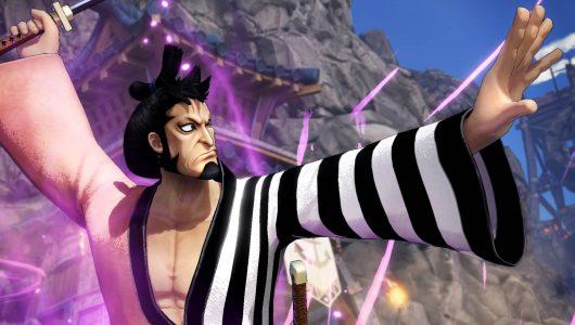 One Piece Pirate Warriors 4 Kin'emon 02