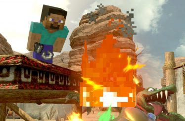 Super Smash Bros Ultimate Steve