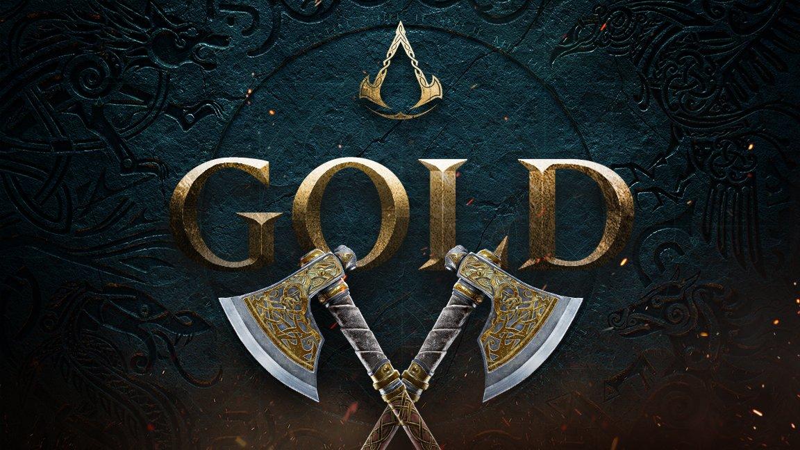assassin's creed valhalla gold