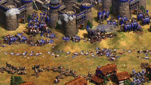 age of empires II definitive