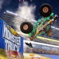Monster truck championship trailer lancio