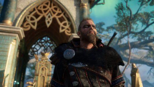 assassin's creed valhalla dualsense