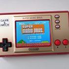 Game & Watch Super Mario Bros recensione