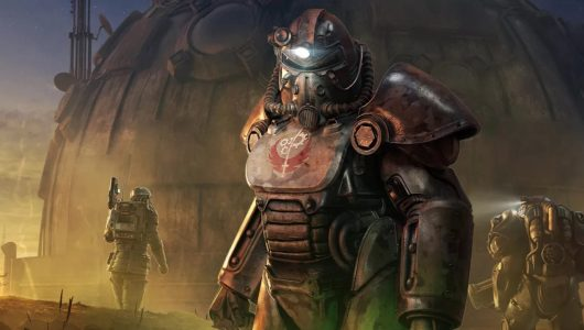 Fallout 76 alba d'acciaio speciale