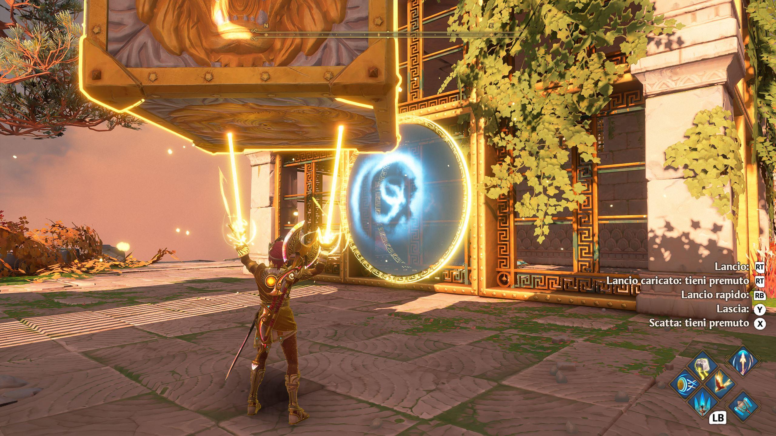 Immortals Fenyx Rising Una Nuova Divinità recensione 04