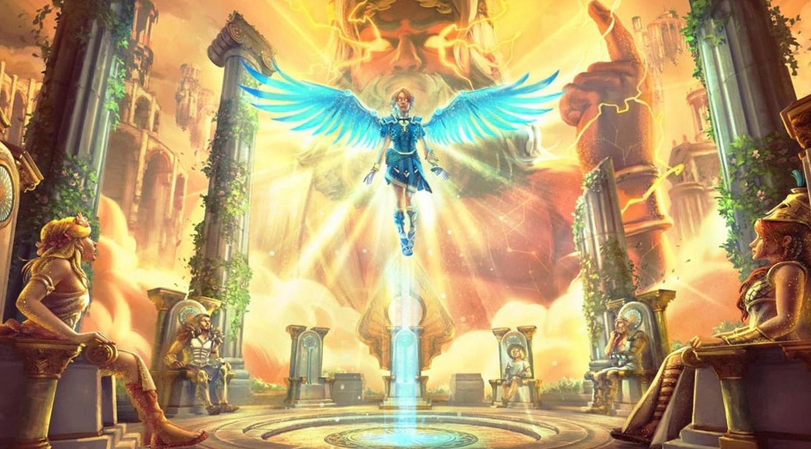 Immortals fenyx rising a new god uscita