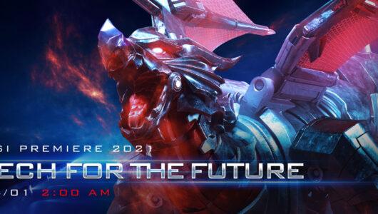 MSI Premiere 2021