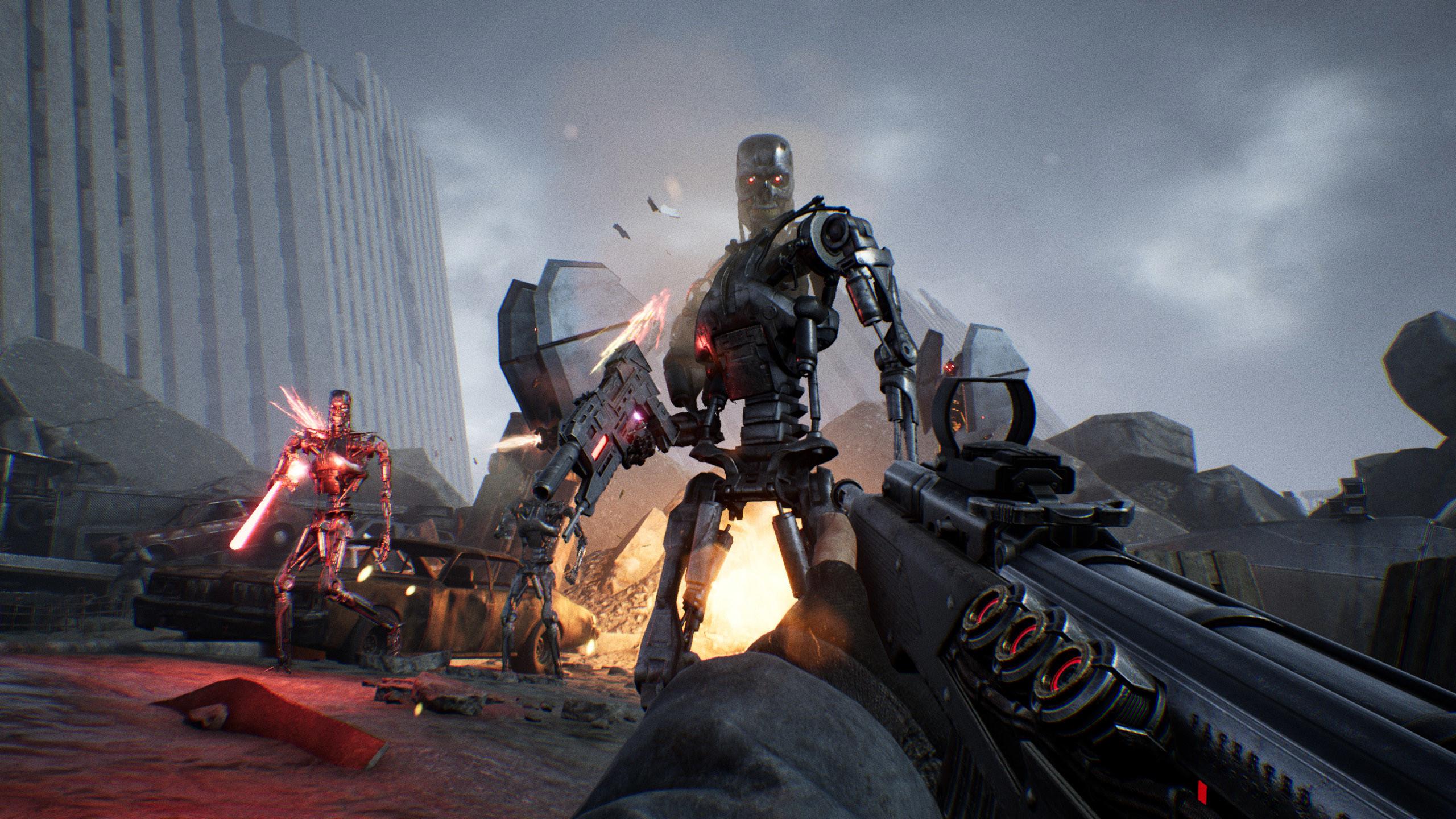 Terminator Resistance Enhanced rinviato