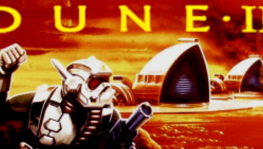 Dune 2 Blade Runner Westwood