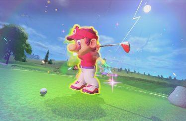 Mario Golf: Super Rush, Nintendo rivela un nuovo trailer
