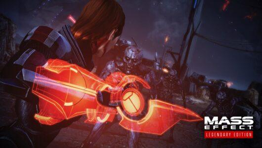 Mass Effect Legendary Edition anteprima
