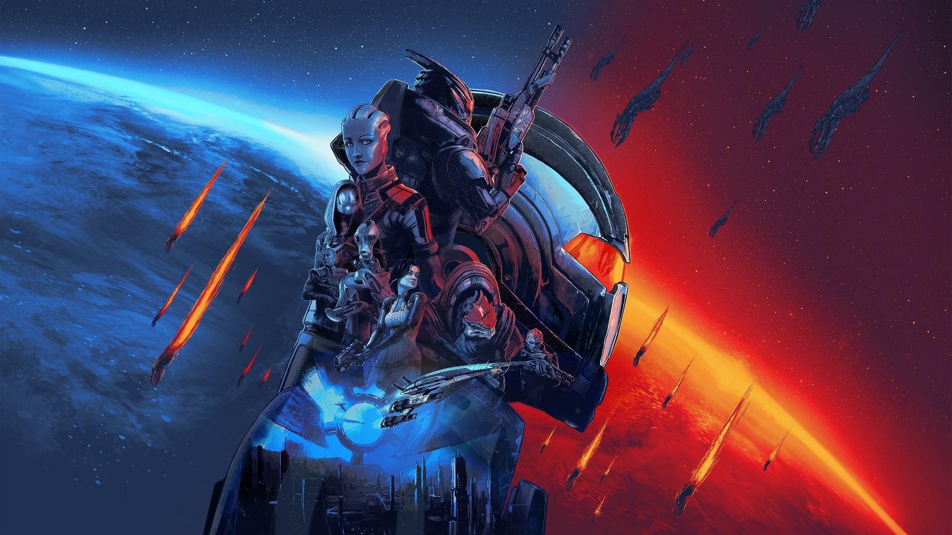 Mass Effect Legendary Edition contenuti bonus