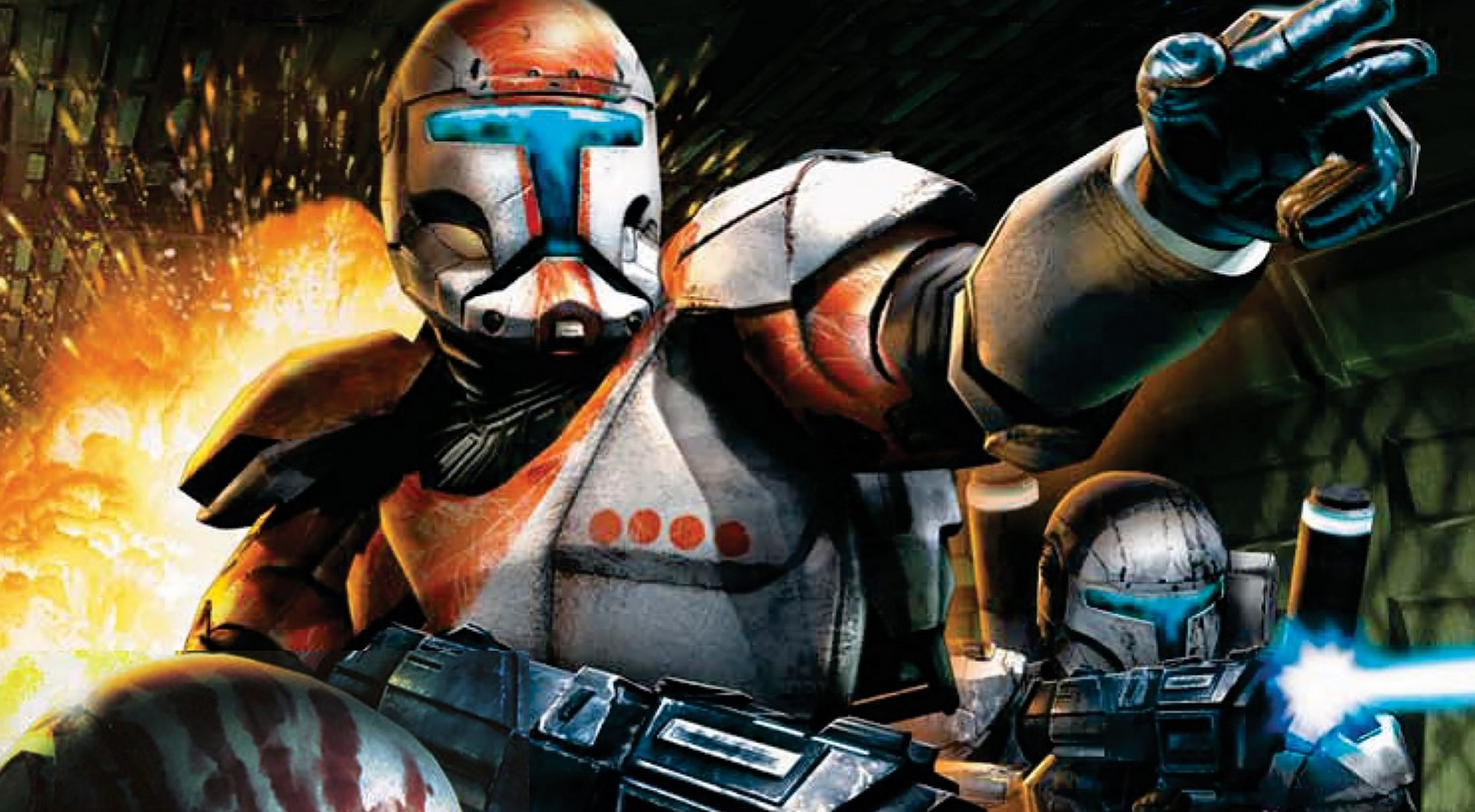 Star Wars Republic Commando Switch