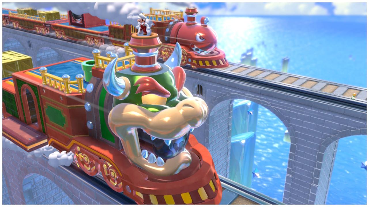 Super Mario 3D World recensione