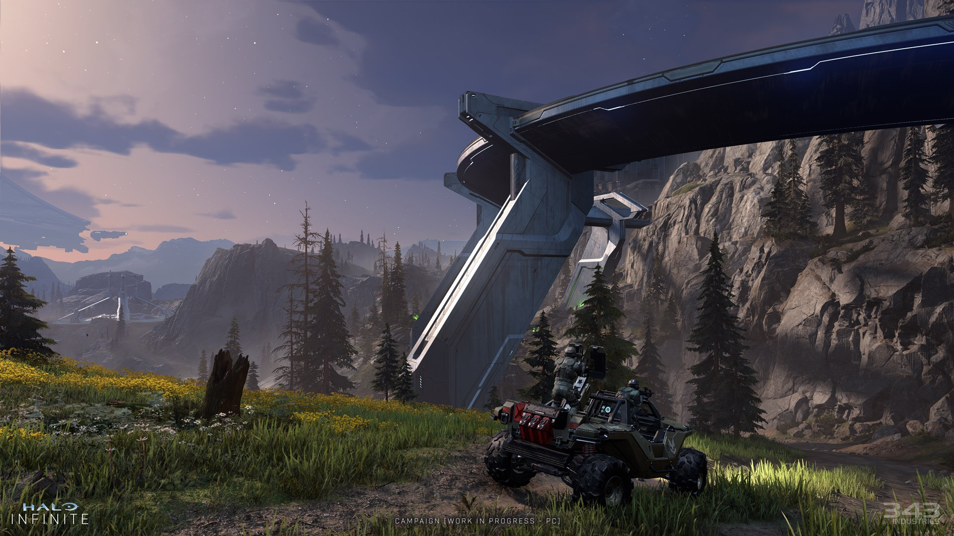 halo infinite screenshot