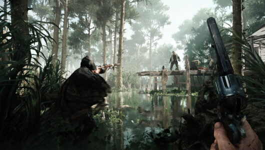 hunt showdown giocatori