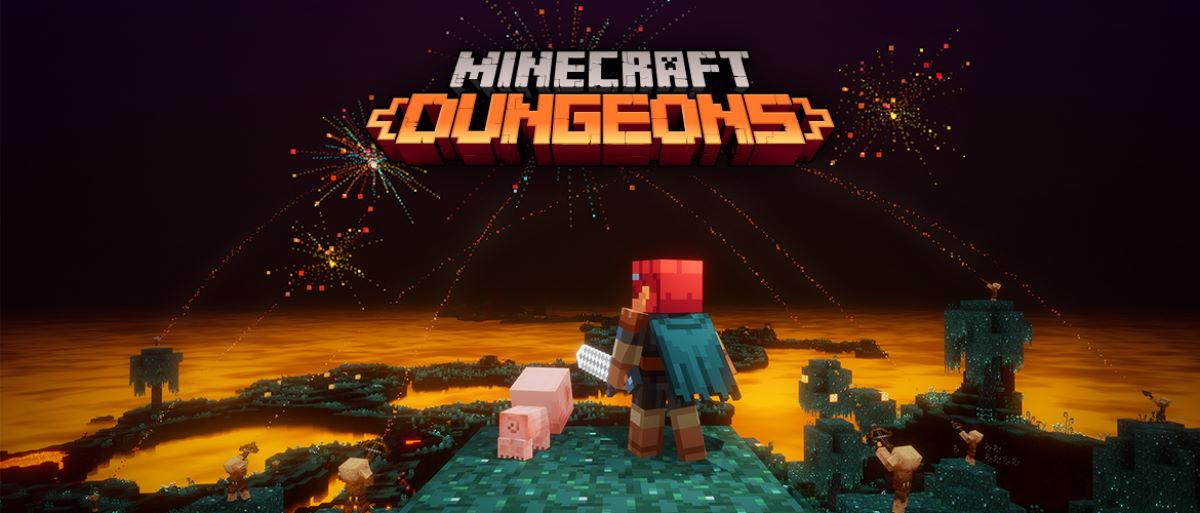 minecraft dungeons giocatori
