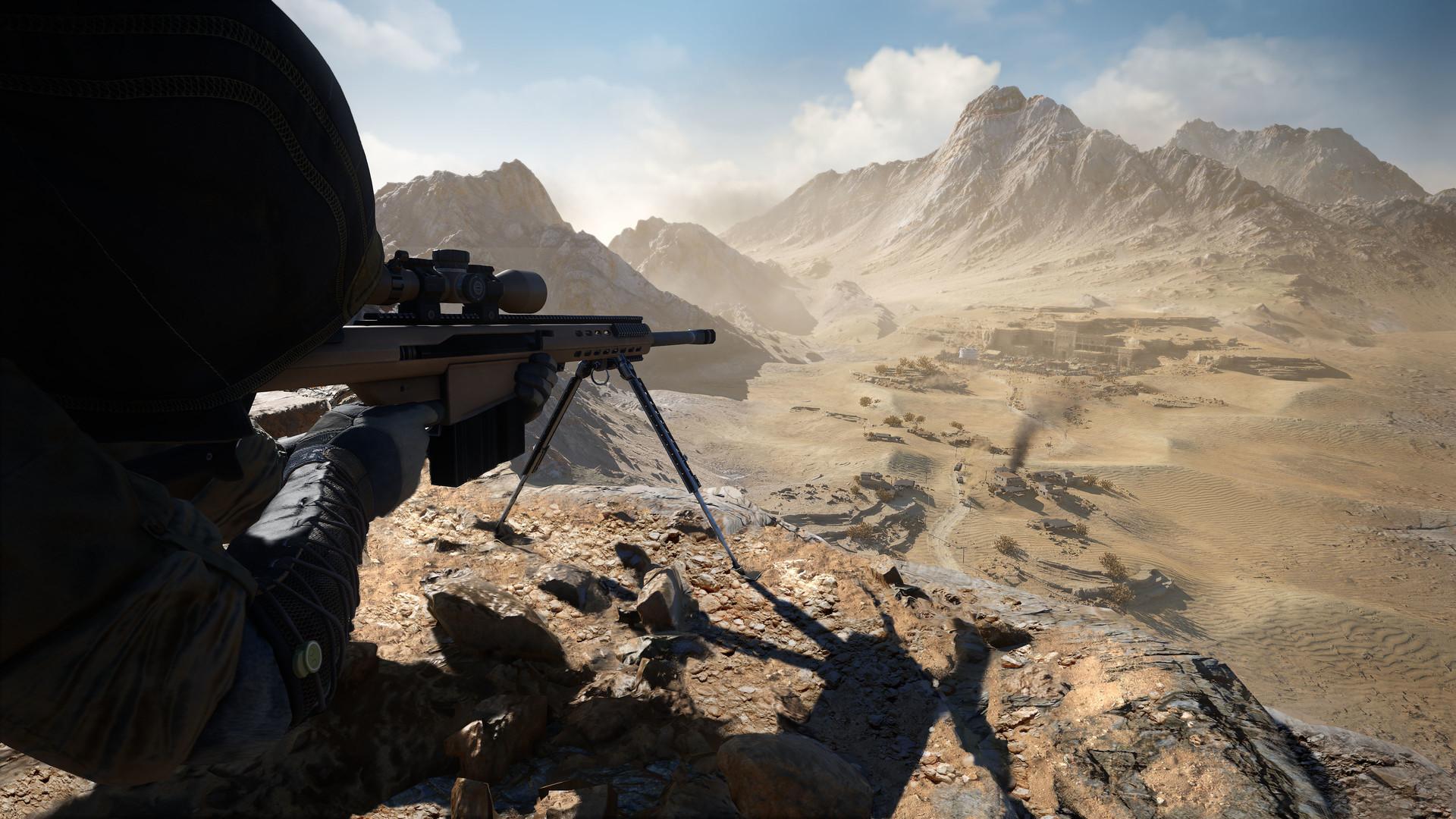 sniper ghost warrior contracts 2 ps5 rinviato
