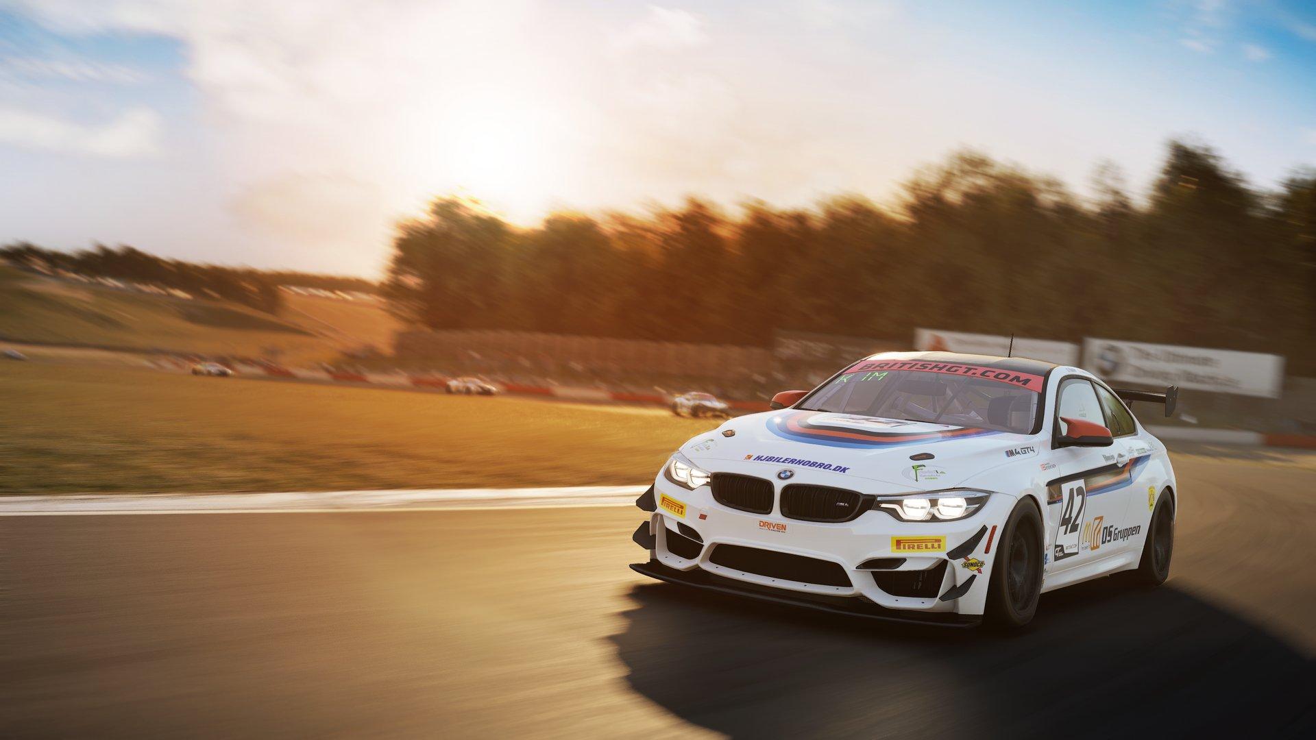 Assetto Corsa Competizione British GT