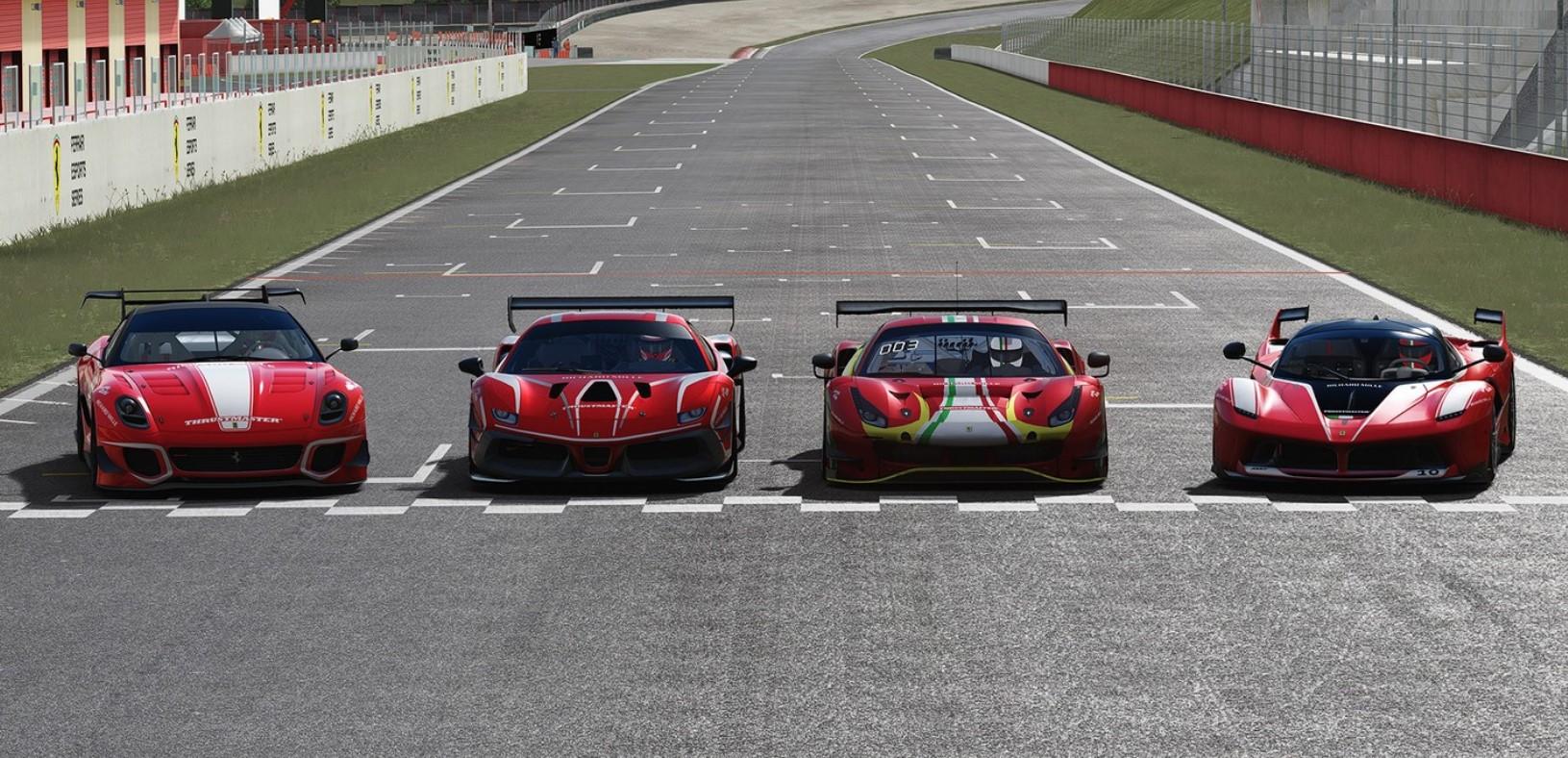 Ferrari Esports Series 2021