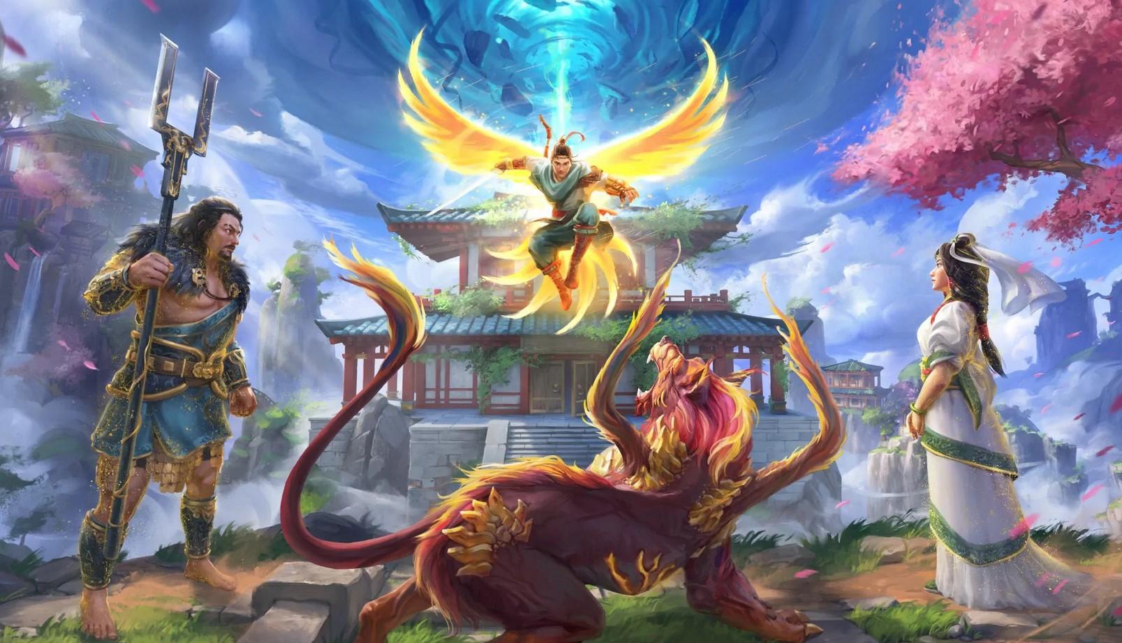 Immortals Fenyx Rising Miti del regno d'oriente uscita