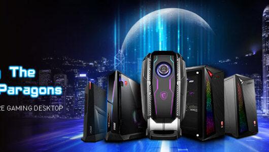 MSI desktop gaming 11