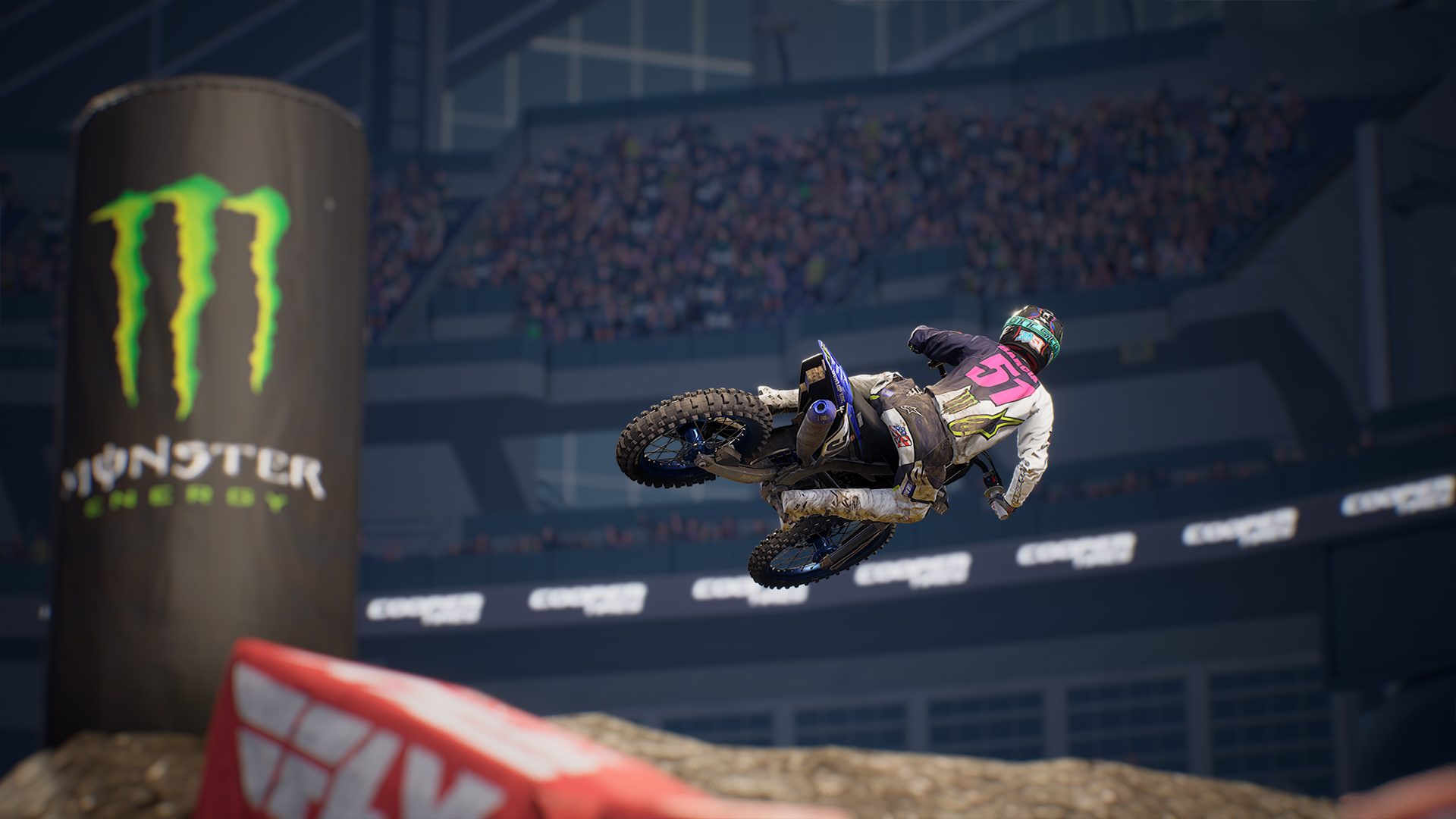 monster energy supercross 4 recensione