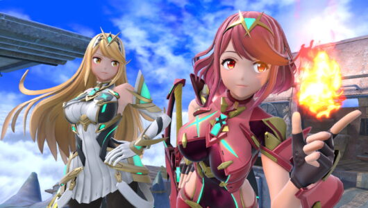 Super Smash Bros. Ultimate: Pyra e Mythra disponibili da domani