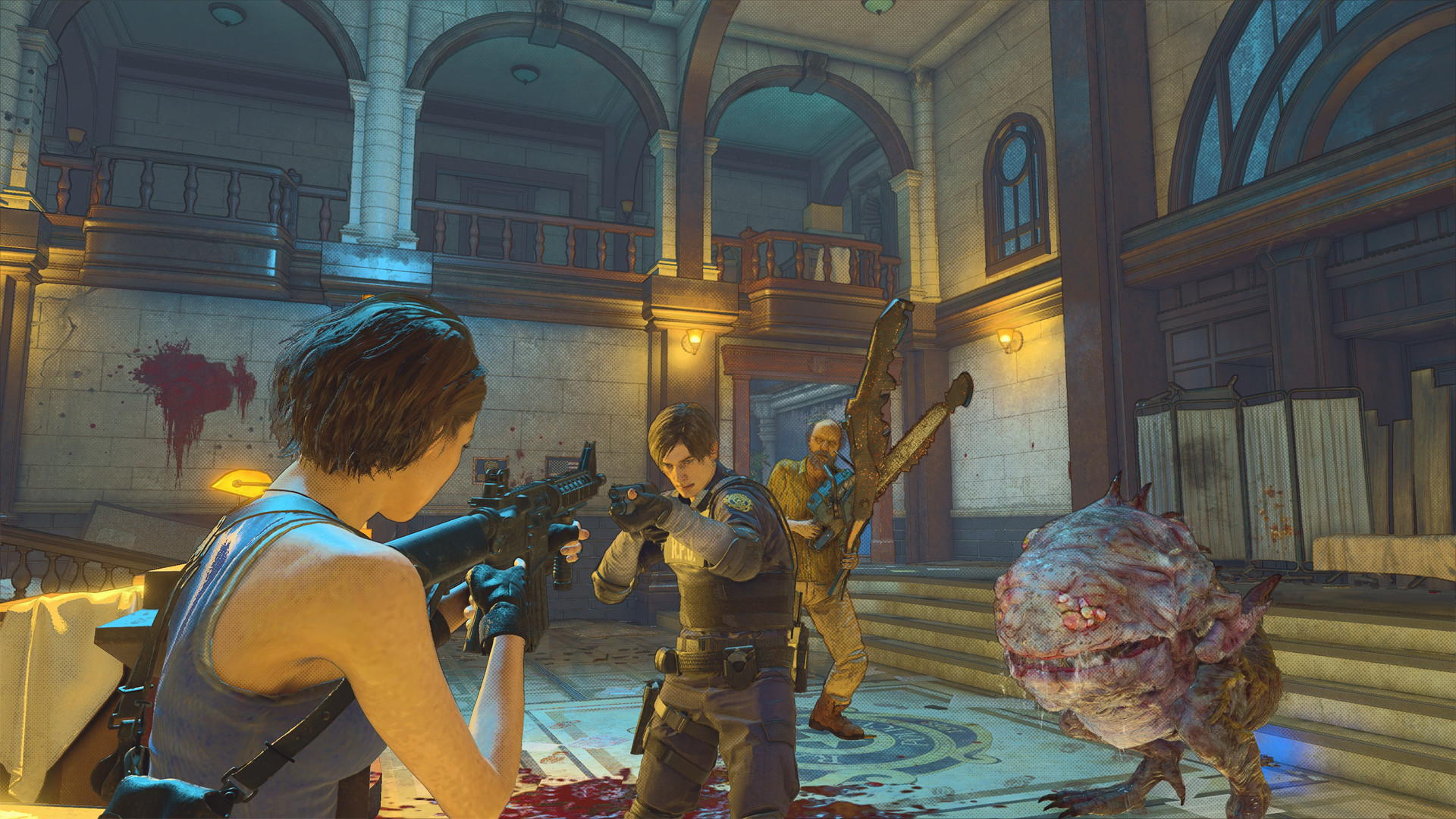 Resident Evil Re Verse open beta