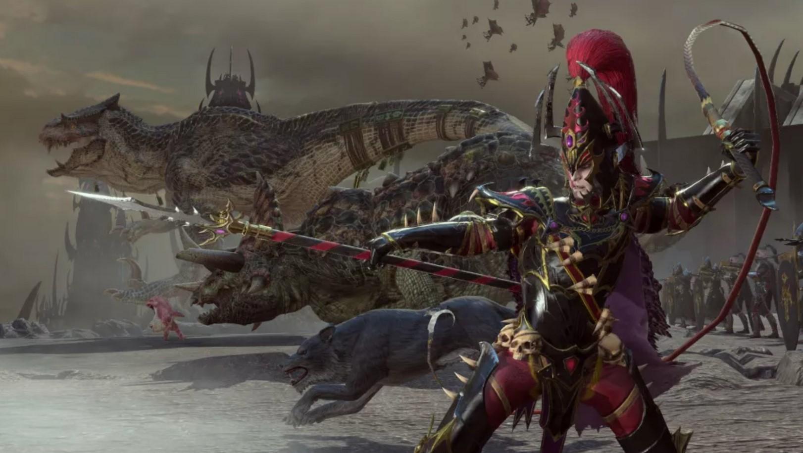 Total War Warhammer II Rakarth