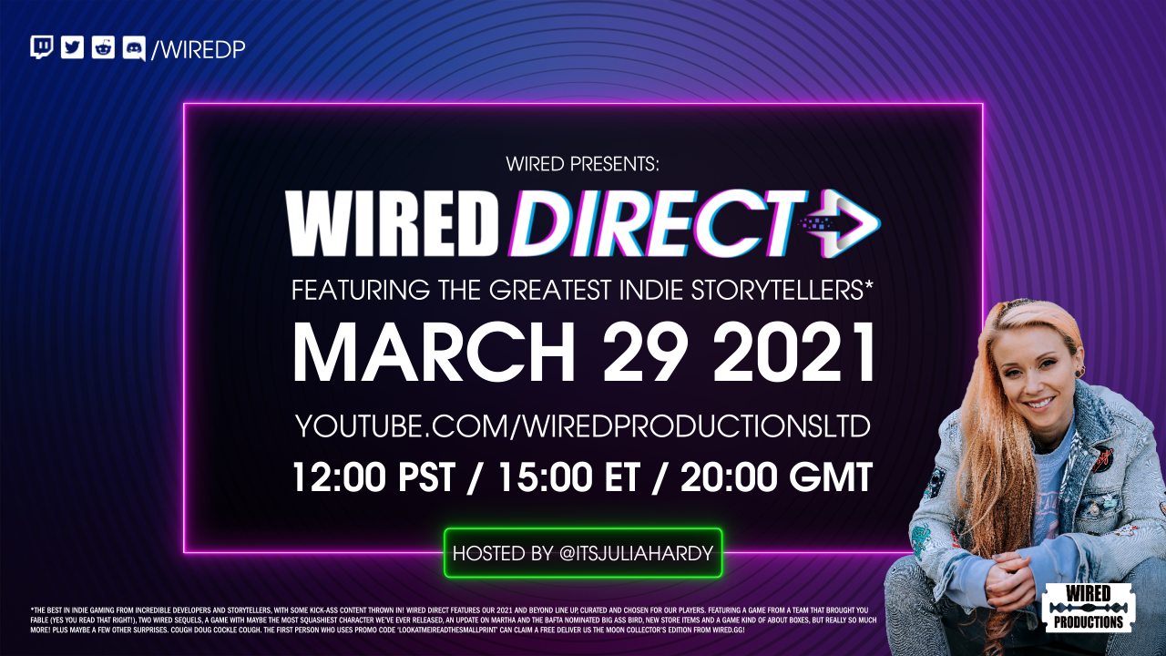 Wired Direct