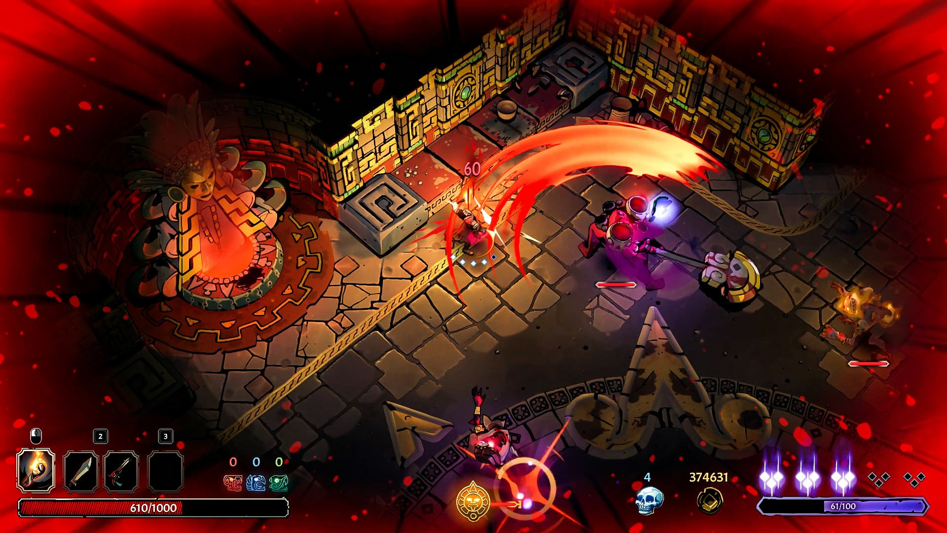 Curse of the Dead Gods recensione