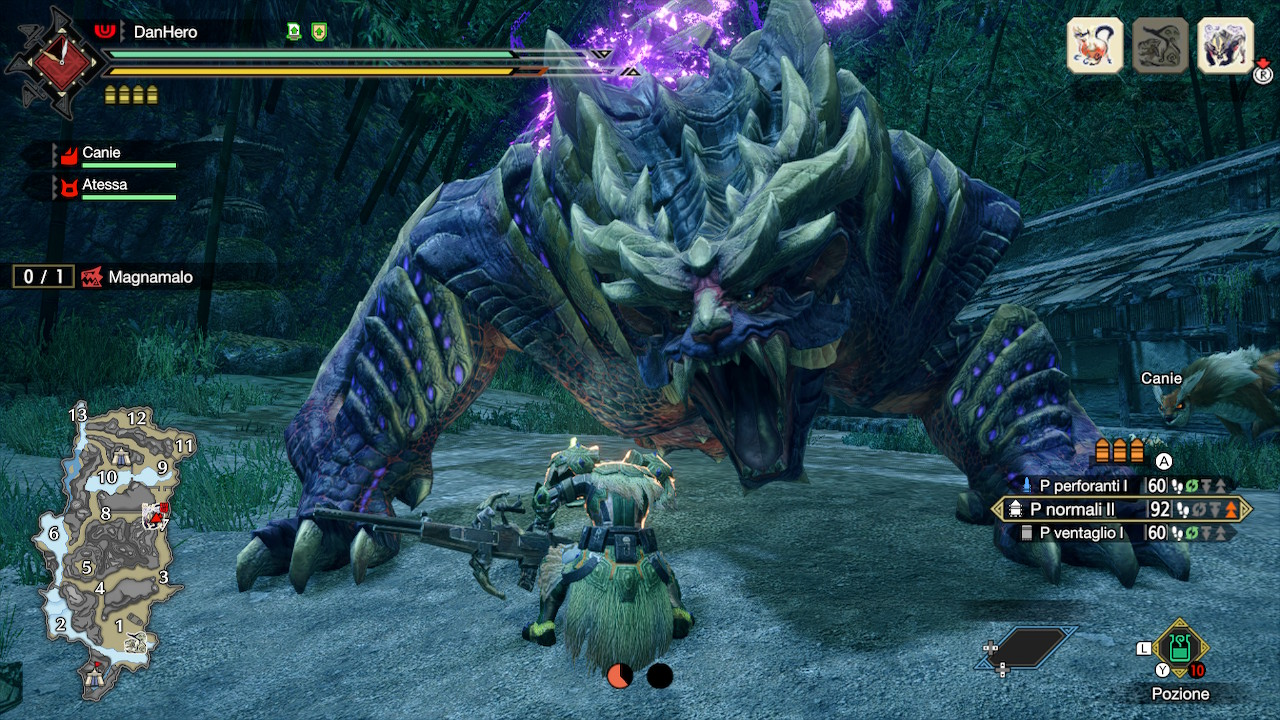 monster hunter rise recensione