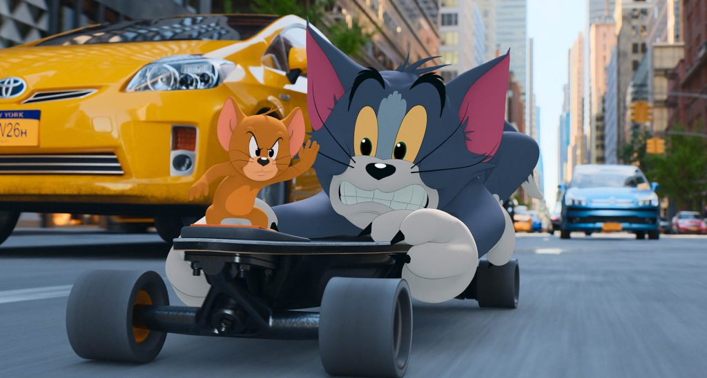 tom & jerry recensione