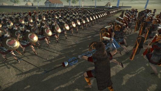 total war rome remastered trailer