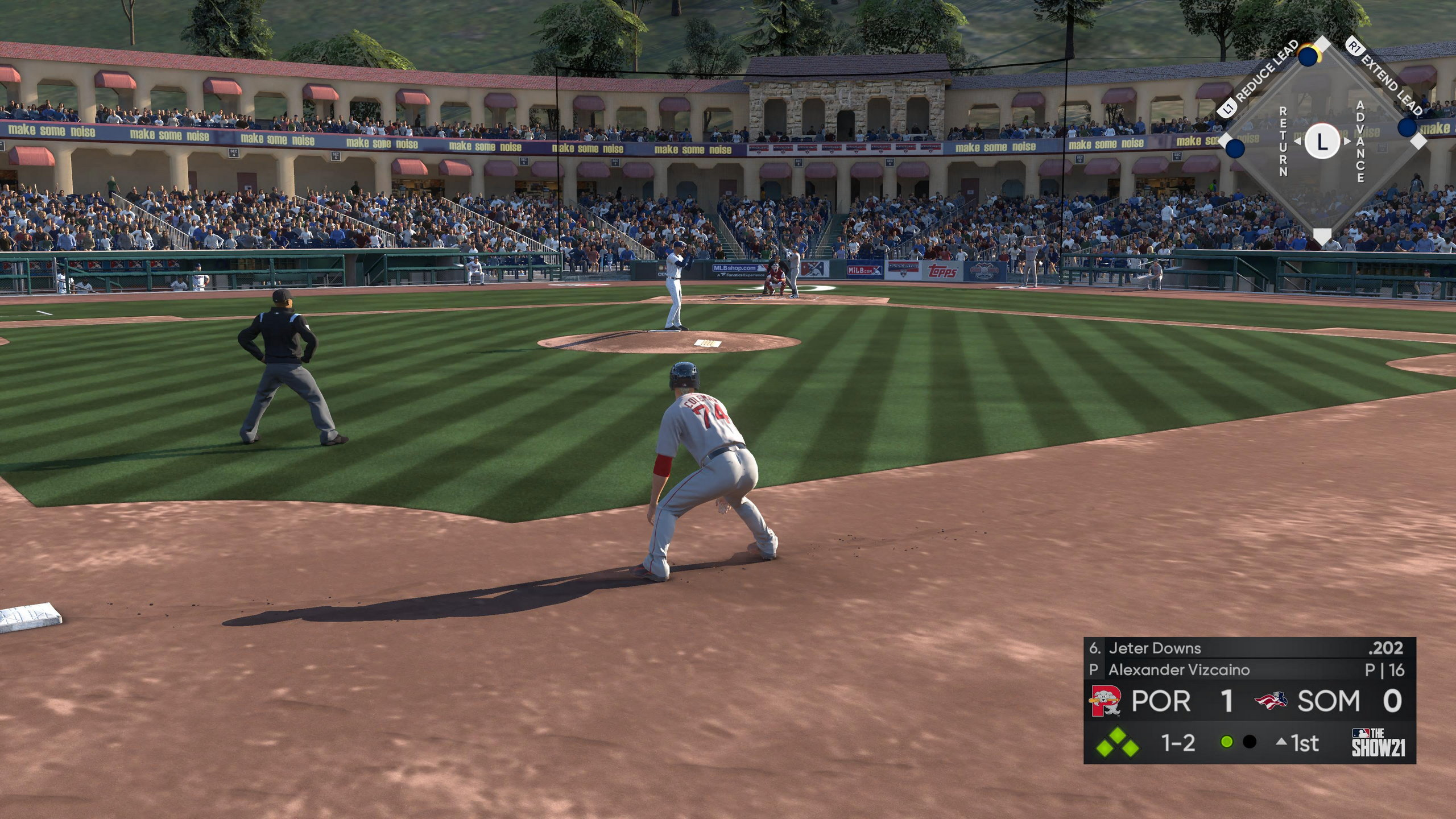 MLB the show 21 recensione