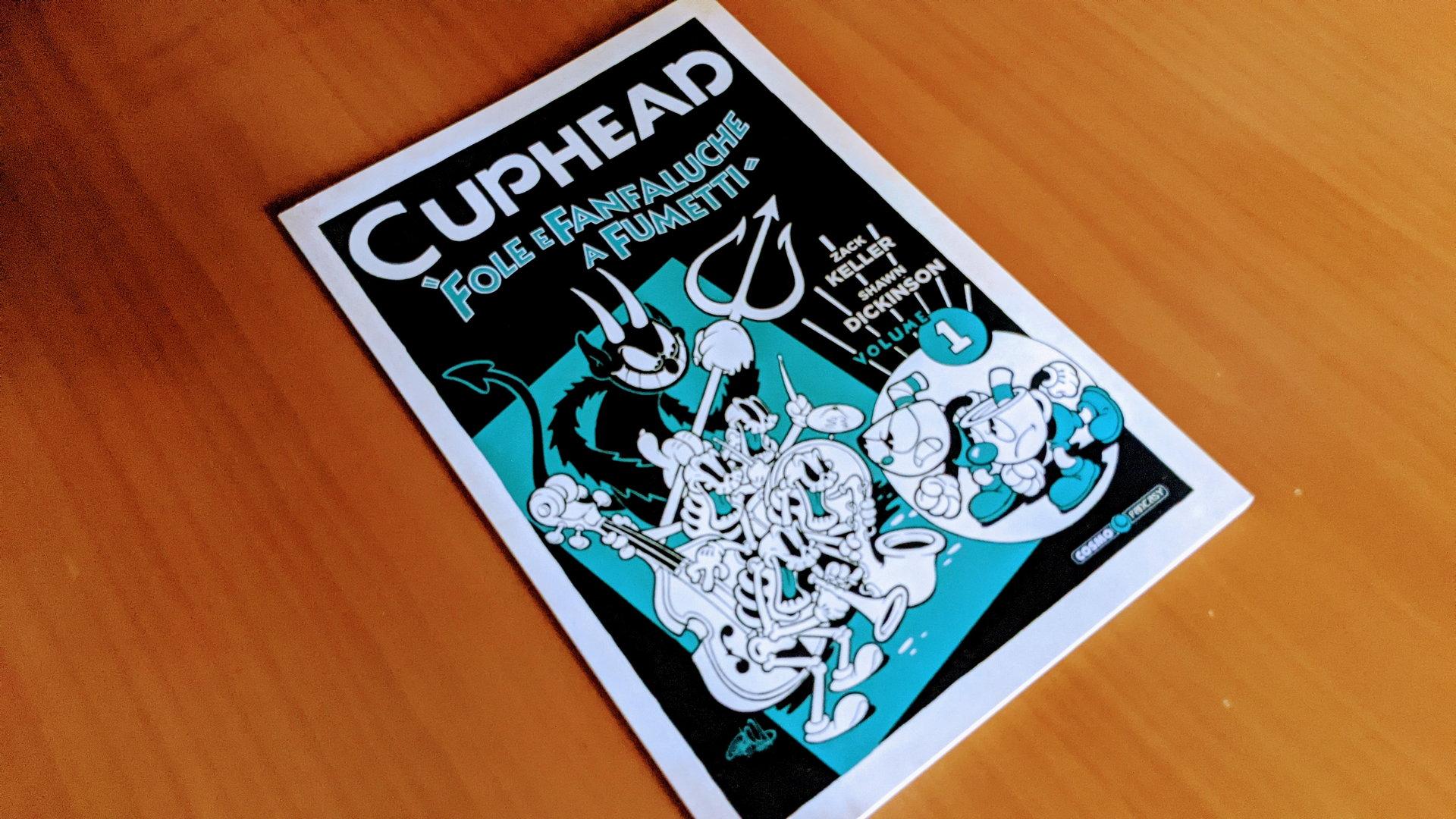 cuphead artbook