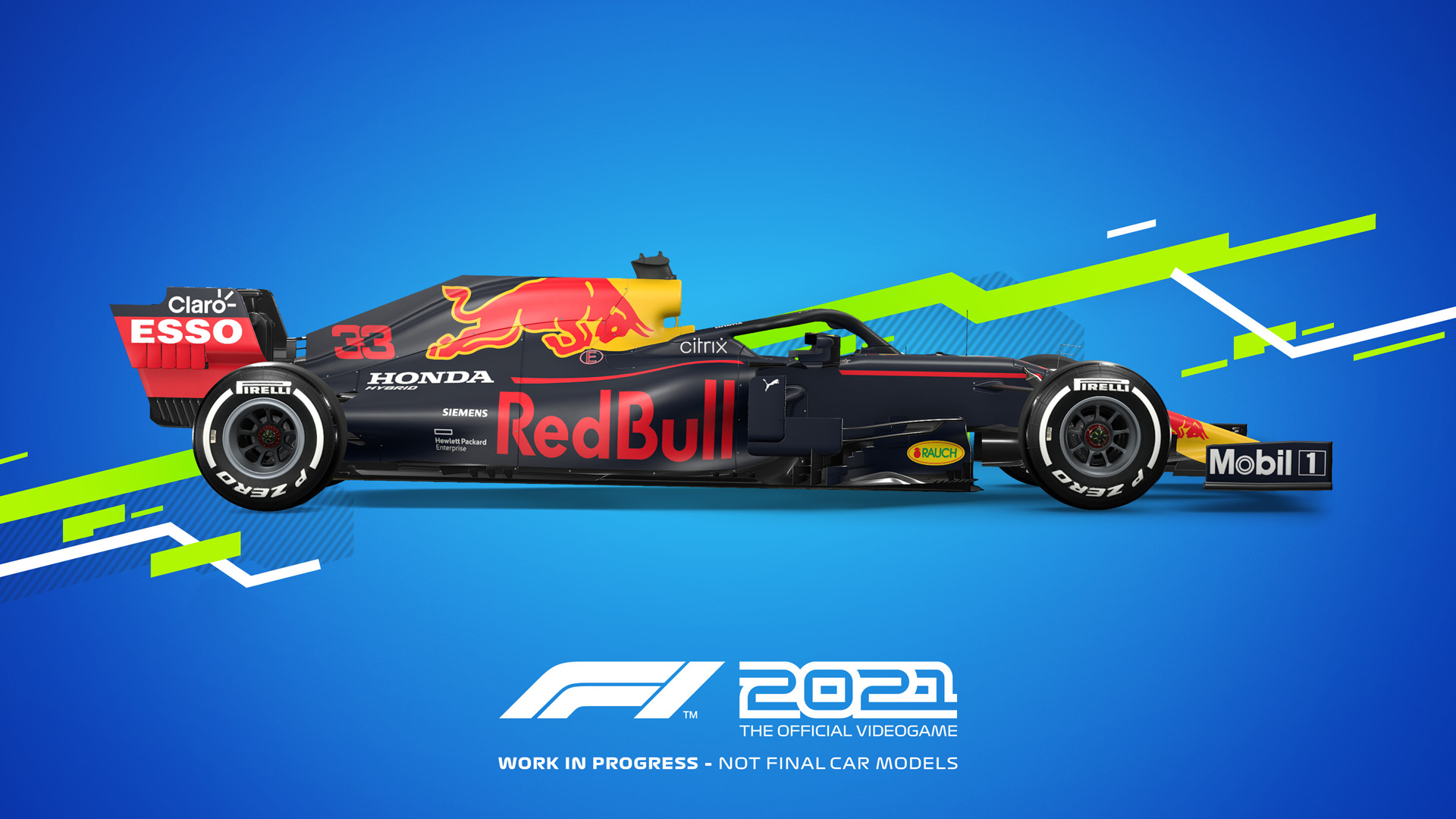 F1 2021 requisiti