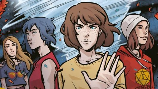 Life is Strange true colors fumetto gratuito