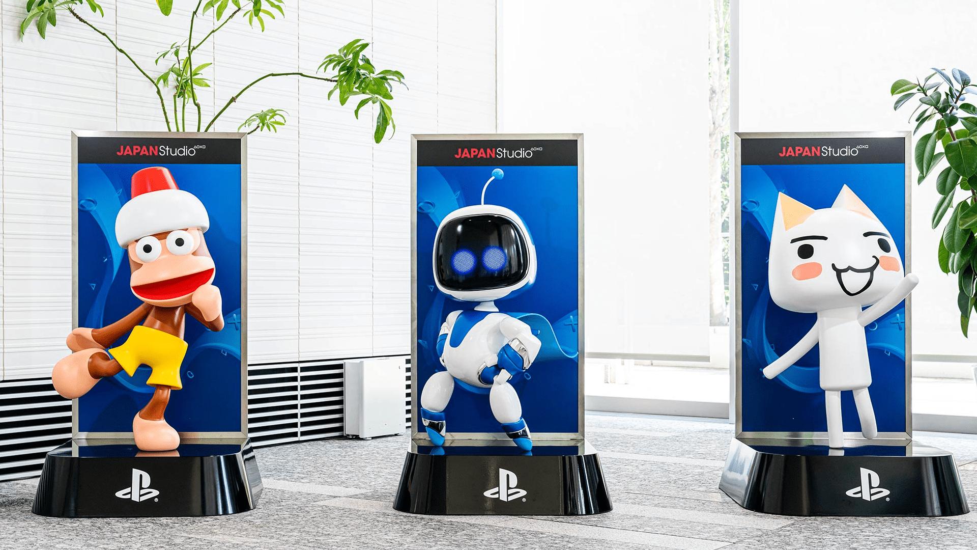 PlayStation editoriale japan studio