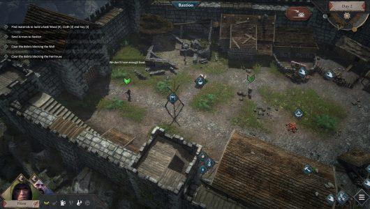 Siege Survival Gloria Victis uscita