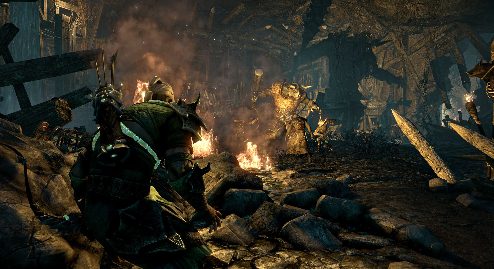 the elders scrolls online blackwood anteprima