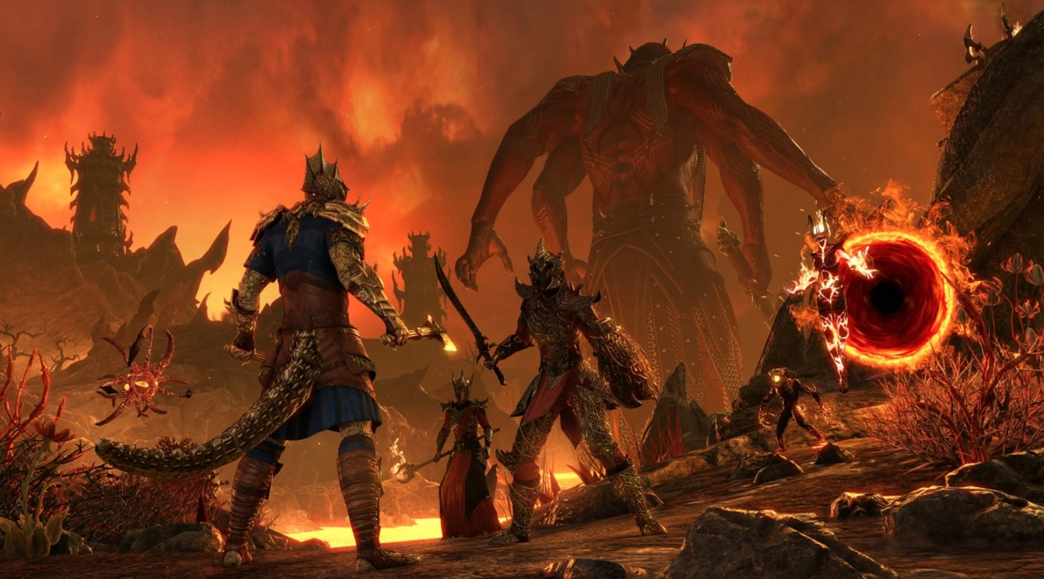 The Elder Scrolls Online update next gen