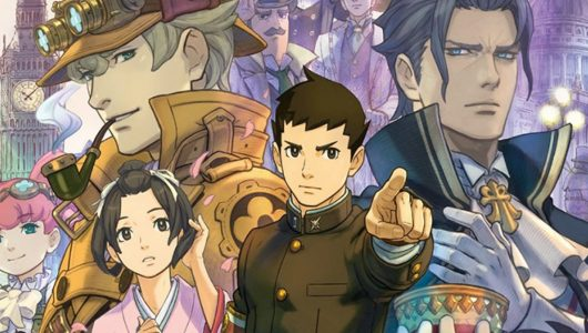 The Great Ace Attorney Chronicles gameplay
